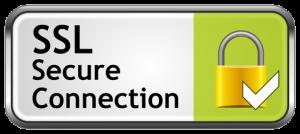 256 bit SSL Secured Website